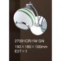 27091CR/1W GN Светильник настенный