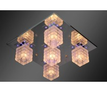 13007CR/5  Светильник потолочный с ПДУ