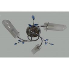 80082CR/3 A BL Светильник потолочный