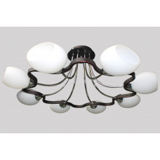 8426CR-BK/8 Светильник потолочный