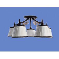Arte Lamp Capri A6344PL-5BR Светильник потолочный (Уценка с витрины)