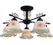 ARTE LAMP AROMA A6582PL-5BR СВЕТИЛЬНИК ПОТОЛОЧНЫЙ (Уценка с витрины)