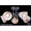 00166-5.3-05 CR Светильник потолочный